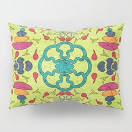 Colorful Mandala #05 Pillow Sham