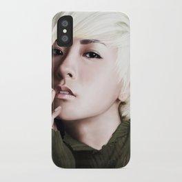 Chanmi iPhone Case