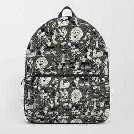 Zodiac Toons Backpack