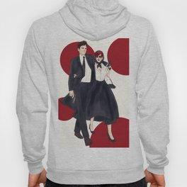 Soviet Spouses on a Mission Hoody