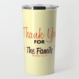Thanksgiving Grace | Fall Colors Travel Mug