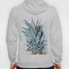Ananas - Pineapple On A White Background #decor #society6 Hoody