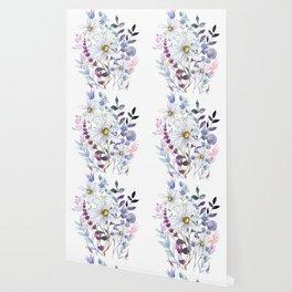 Wildflowers V Wallpaper