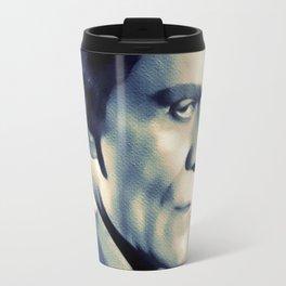 Boris Karloff, Hollywood Legend Travel Mug