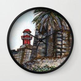 FORTE SANTA CATERINA Wall Clock