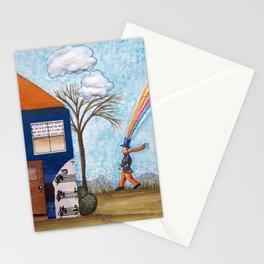 Happy Little House Stationery Cards
