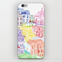 Valparaiso, Chile iPhone Skin