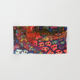 The Small Picture Collection: AMOEBA Hand & Bath Towel