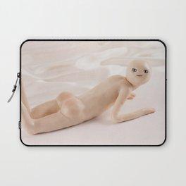 Hi Stranger Clay Laptop Sleeve