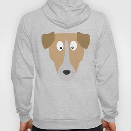 Cute Dog Face T-Shirt for Women, Men and Kids Hoody