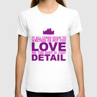 downton abbey T-shirts featuring Downton Abbey (Branson) by Park is Park