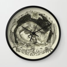 How long will I love you? As long as stars are above you.  Wall Clock