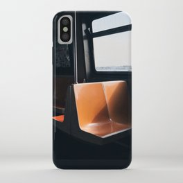 On my way / New York City subway iPhone Case