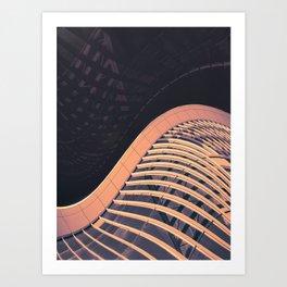Buru Shima 38 Art Print