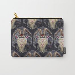 Goats Go To Hell Carry-All Pouch
