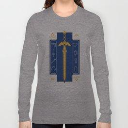 Zelda Poster Long Sleeve T-shirt