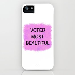 Voted Most Beautiful iPhone Case