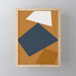 Abstract Geometric 26 Framed Mini Art Print