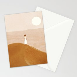 Endless Dunes Stationery Cards
