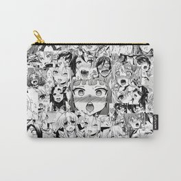 Ahegao classic Carry-All Pouch