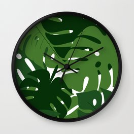Animal Totem Wall Clock