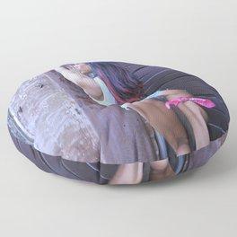 Heart Shaped Floor Pillow