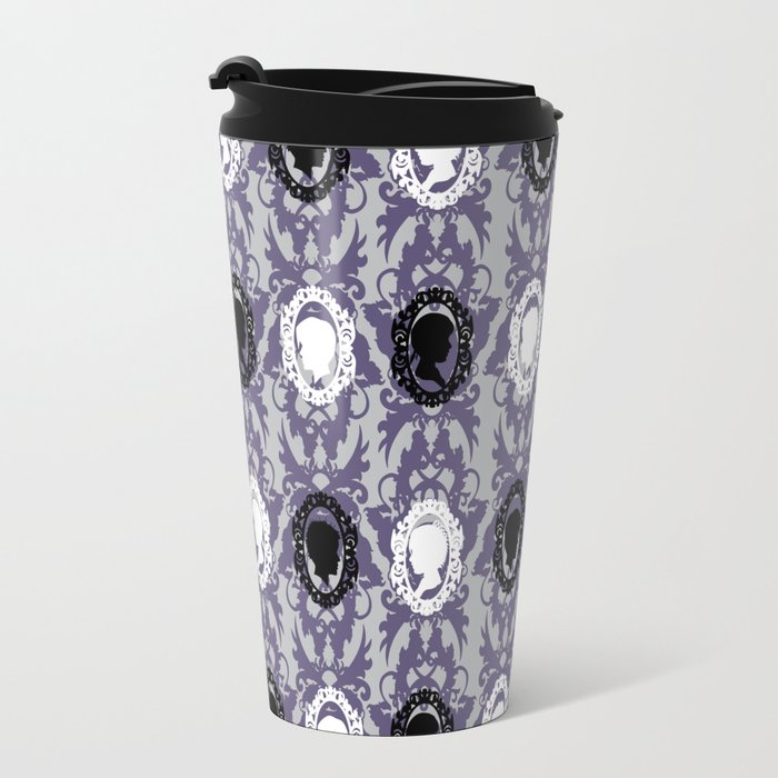 Cameo Travel Mug