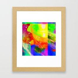 Eternal Summer Framed Art Print
