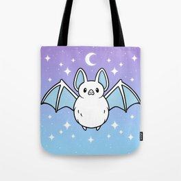 Cute Night Bat Tote Bag