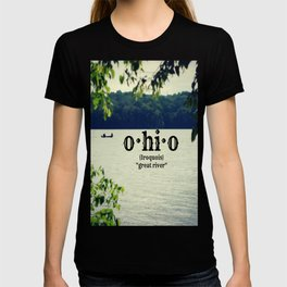 Ohio Great River T-shirt