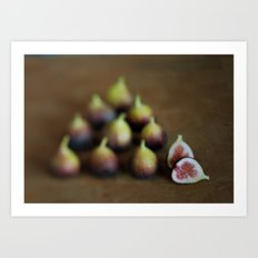 Let There Be Figs! Art Print