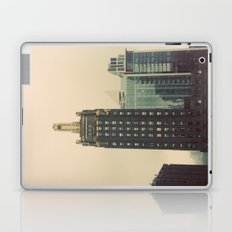Carbide and Carbon Building Chicago Laptop & iPad Skin