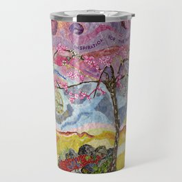 Trapped in Beauty Travel Mug