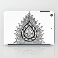 lotus iPad Cases featuring Lotus by Kekeziah