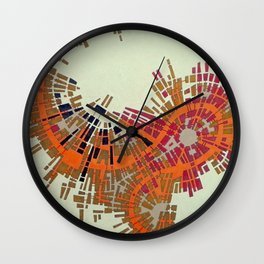 Cypher number 10 (original sold) Wall Clock