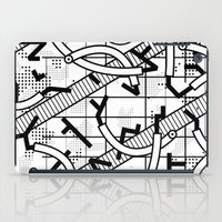 8 bit iPad Cases featuring 8 bit by Bomburo