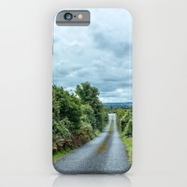 The Rising Road, Ireland iPhone Case