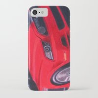 boss iPhone & iPod Cases featuring Boss by Brian David