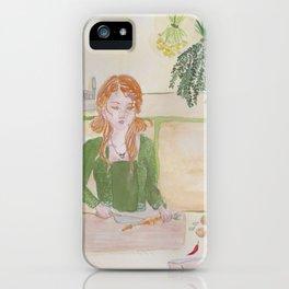 Taurus Witch iPhone Case