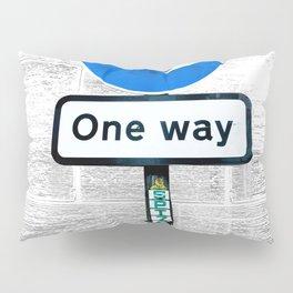 One Way Pillow Sham