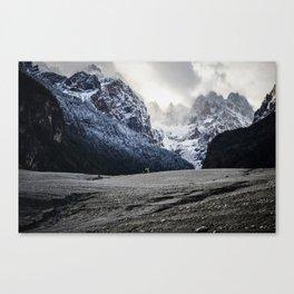 Empty Lake Canvas Print