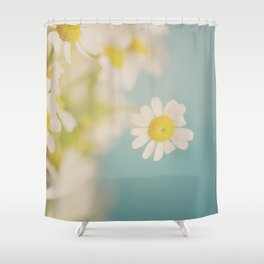unaffected air ... Shower Curtain