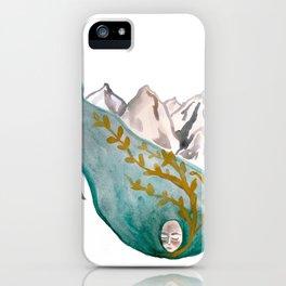Mountain Vine iPhone Case