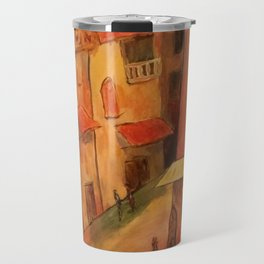 Cafe Travel Mug