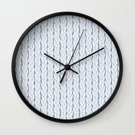 Braid Wall Clock