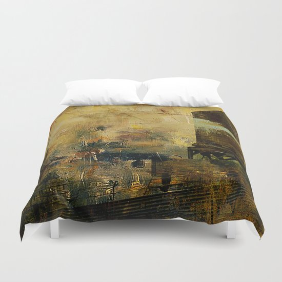 The tank Duvet Cover