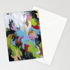 Abstract O Stationery Cards
