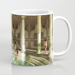 Greek bath beauties Coffee Mug