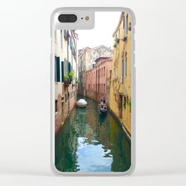 San Marco - Venice Clear iPhone Case