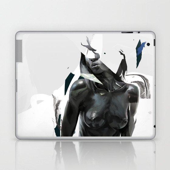 Black Mamba Laptop & iPad Skin